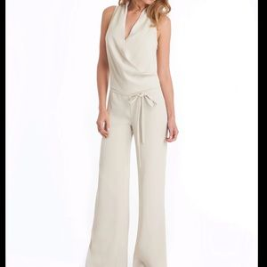 Guess by Marciano | Kansas light cream jumpsuit